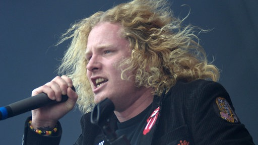 Stone Sour bei Rock am Ring 2006