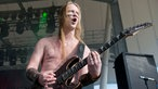 Ensiferum beim Rock Hard Festival 2013