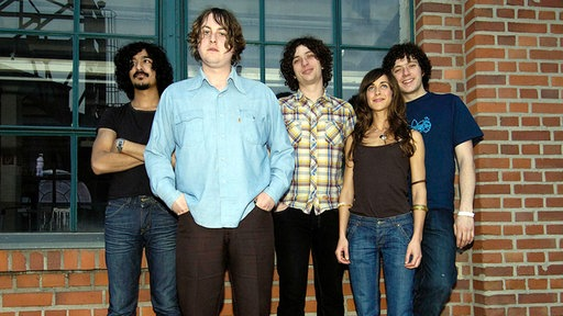 The Zutons Bandbild