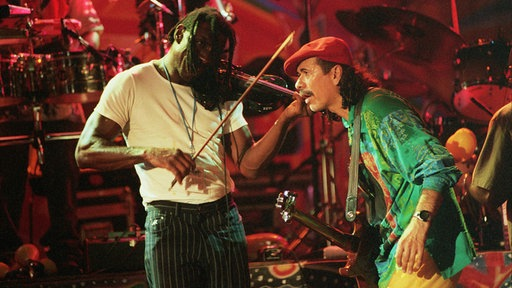 Loreley 1998: Santana