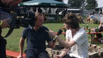 The Kooks im Interview im Rahmen des Haldern Pop Festivals 2006