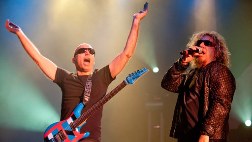 Chickenfoot in der Mitsubishi Electric Halle, Düsseldorf 2012