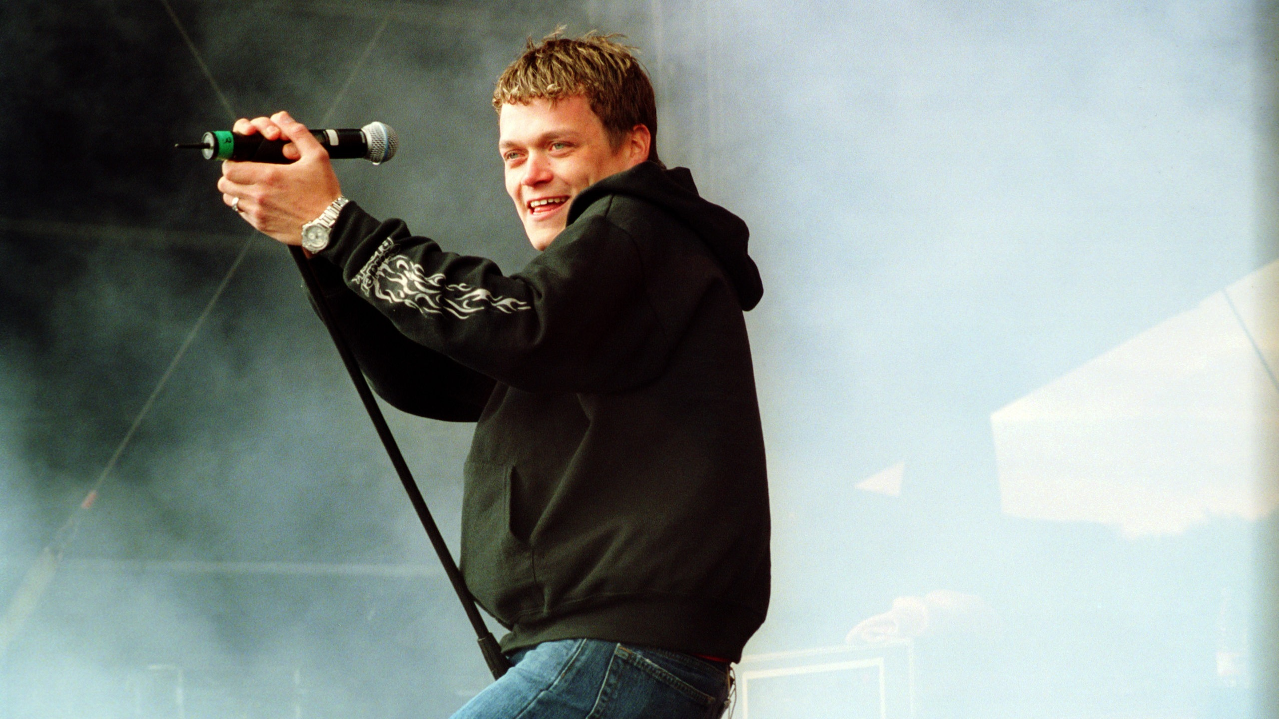 3 Doors Down bei Rock am Ring 2004