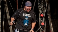 Mike Muir am Mikro