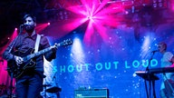 Shout Out Louds - Rolling Stone Weekender 2013
