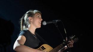Sophie Hunger bei den Leverkusener Jazztagen 2015
