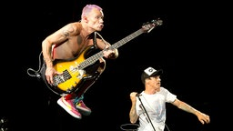 Rock im Pott 2012: Red Hot Chili Peppers