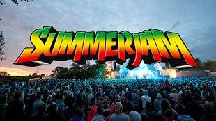 Logo Summerjam Festival