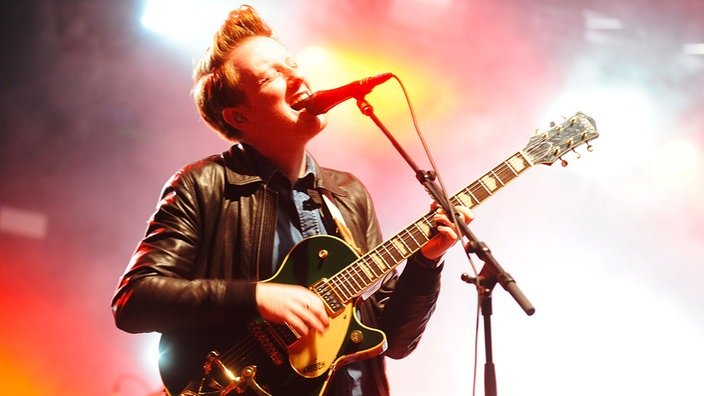 Haldern Pop Festival 2012: Two Door Cinema Club