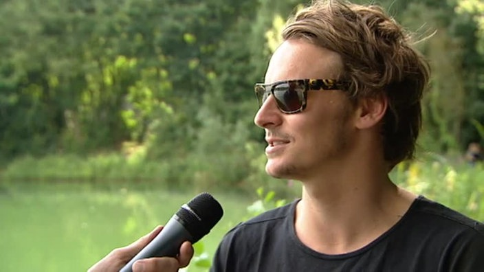 Ben Howard im Interview