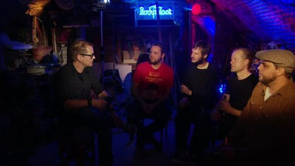 Rockpalast: Golden Kanine im Interview