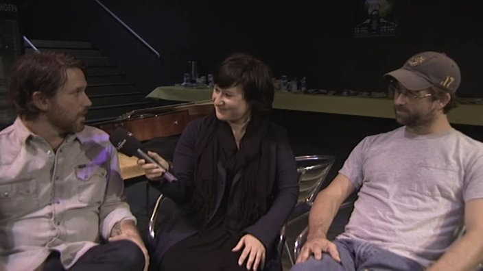 Rockpalast: Hot Water Music im Interview