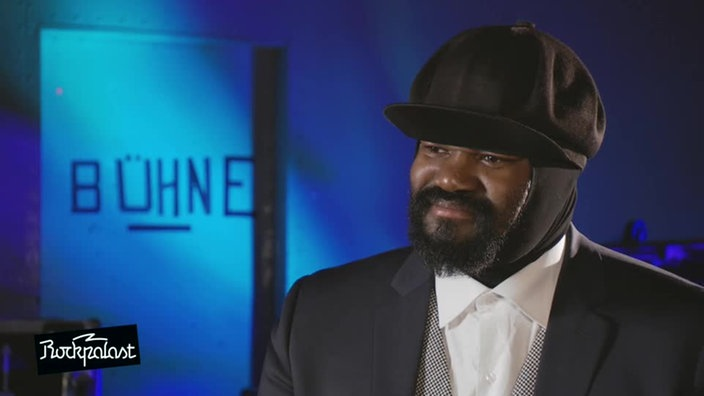 Interview: Gregory Porter