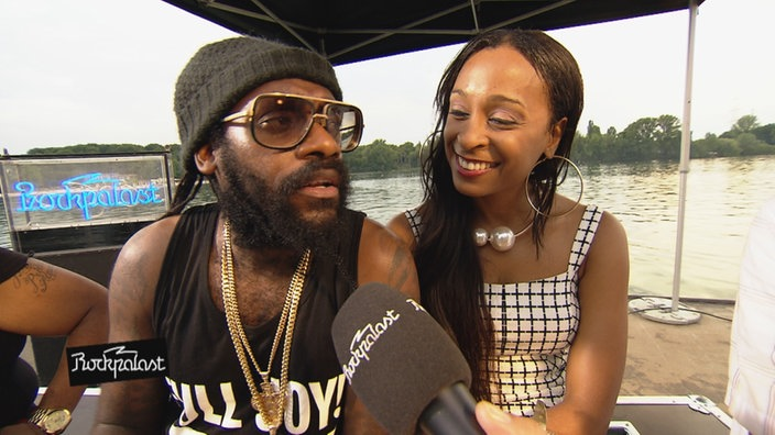 Interview: Tarrus Riley / Alaine