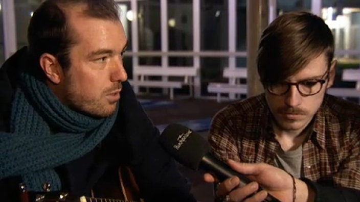 Lanterns On The Lake im Rockpalast-Interview im Rahmen des Rolling Stone Weekenders 2011