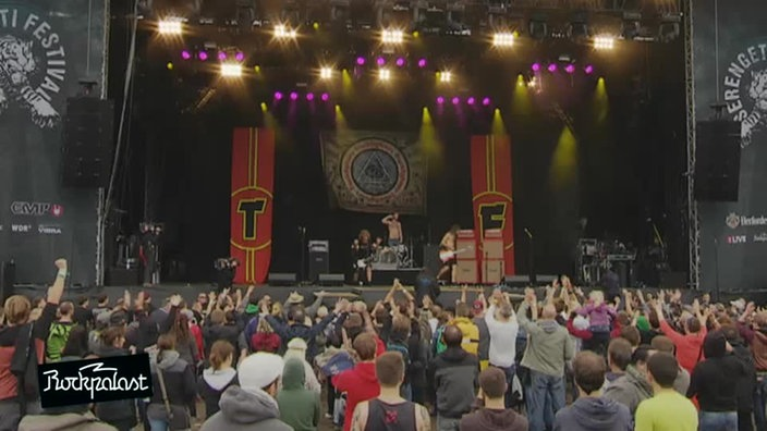 Live: Truckfighters