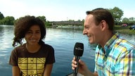 Rockpalast: Nneka im Interview