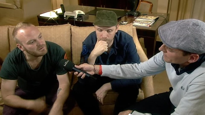 Coldplay, Interview