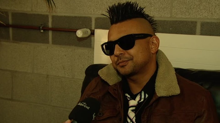 Rockpalast: Sean Paul im Interview