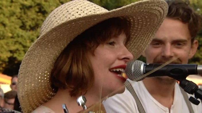 Rockpalast: Skinny Lister unplugged