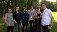 Rockpalast: The Maccabees im Interview