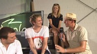 Rockpalast: The Subways im Interview