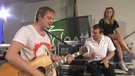 Rockpalast: The Subways unplugged