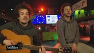 "Unplugged: Milky Chance - ""Stolen Dance"""