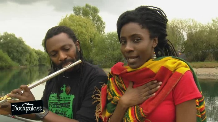 Unplugged @ Summerjam 2014: Jah9