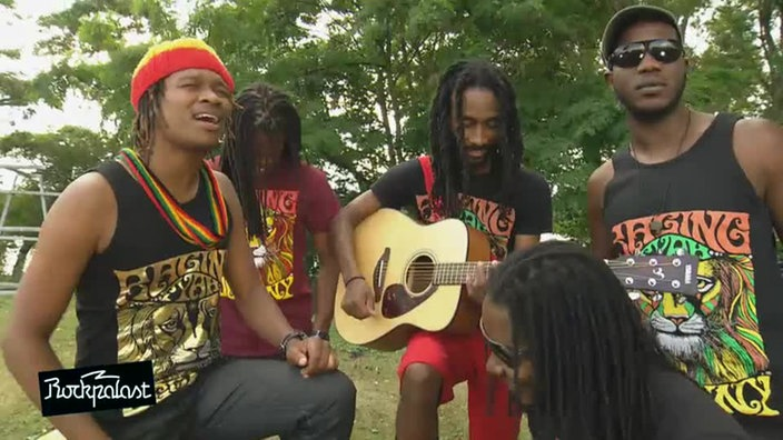Unplugged @ Summerjam 2014: Raging Fyah