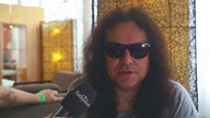Kreator-Sänger Mille im Rockpalast-Interview im Rahmen des With Full Force 2015
