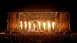 Amon Amarth beim With Full Force 2016