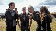 Bad Religion im Interview beim With Full Force 2016