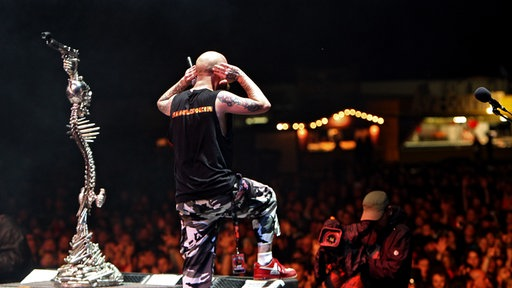 Five Finger Death Punch beim With Full Force 2016
