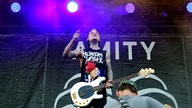 The Amity Affliction beim With Full Force 2016