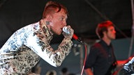 Frank Carter & The Rattlesnakes beim With Full Force 2016