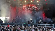 Hatebreed beim With Full Force 2016