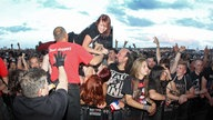 Walls Of Jericho beim With Full Force 2016