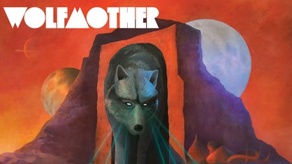 Teaser Wolfmother