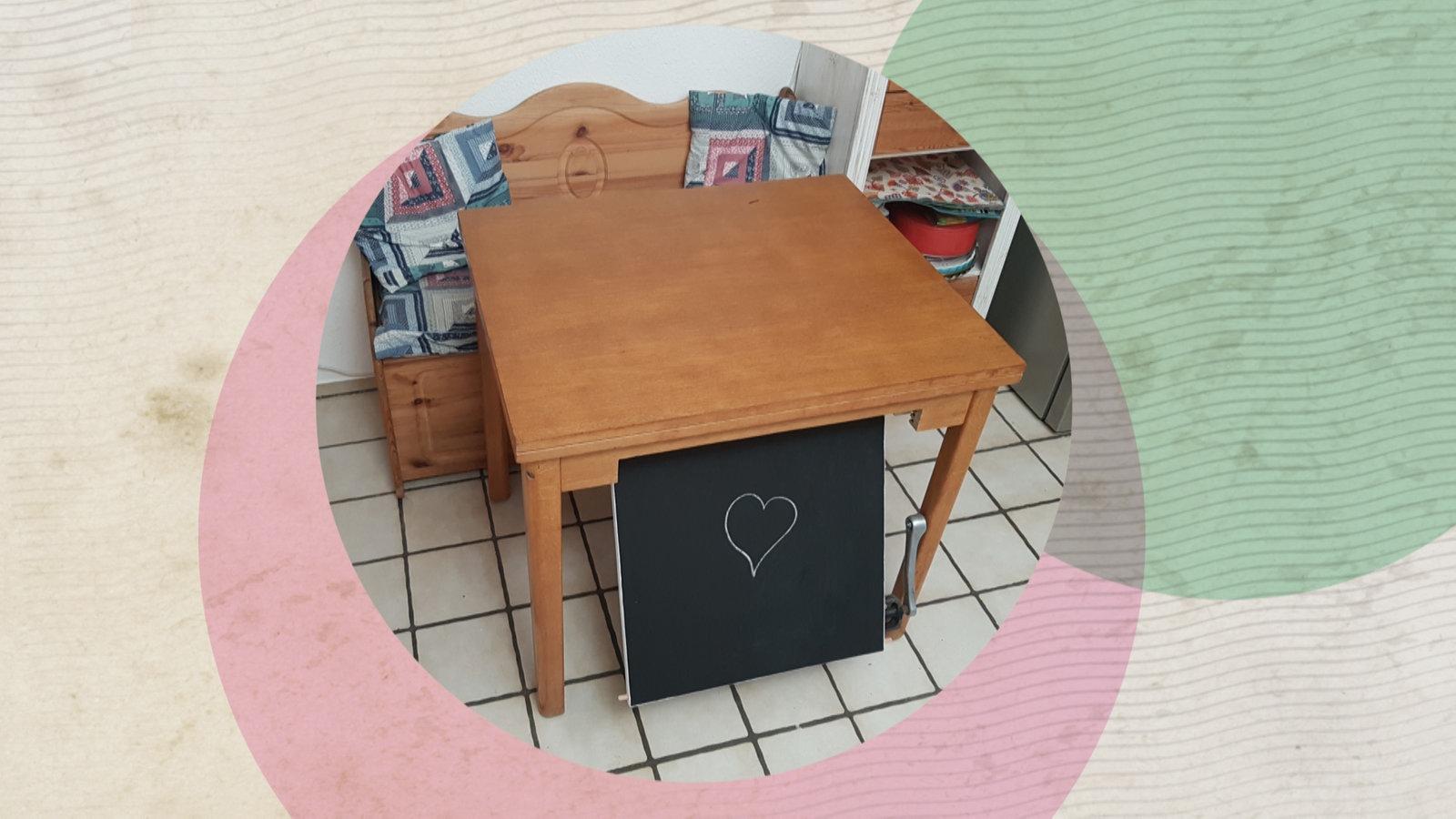 Tisch Mit Ausziehbarer Tafelplatte Freizeit Verbraucher Wdr