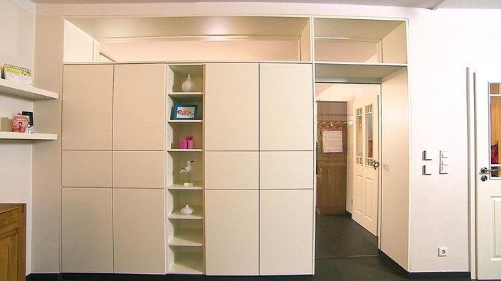 raumteiler selber bauen servicezeit fernsehen wdr. Black Bedroom Furniture Sets. Home Design Ideas