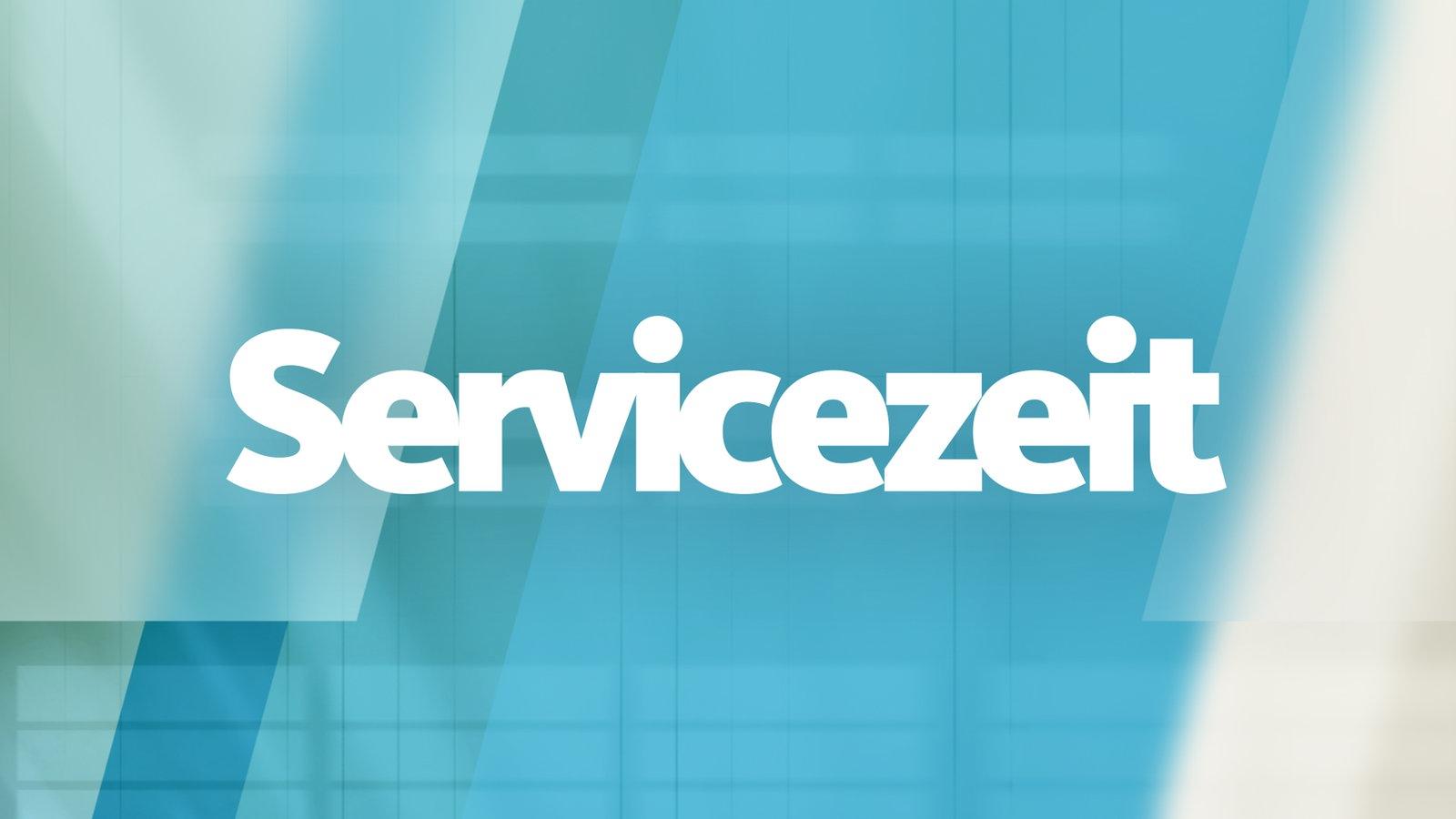 Servicezeit Wdr