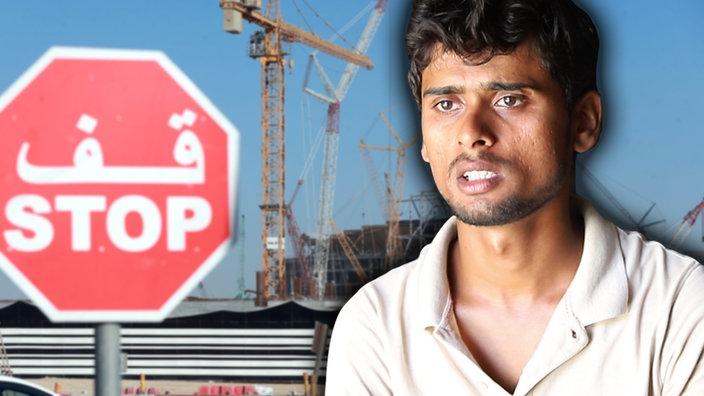 Gastarbeiter in Katar: FIFA räumt Verstöße auf WM-Baustellen ein