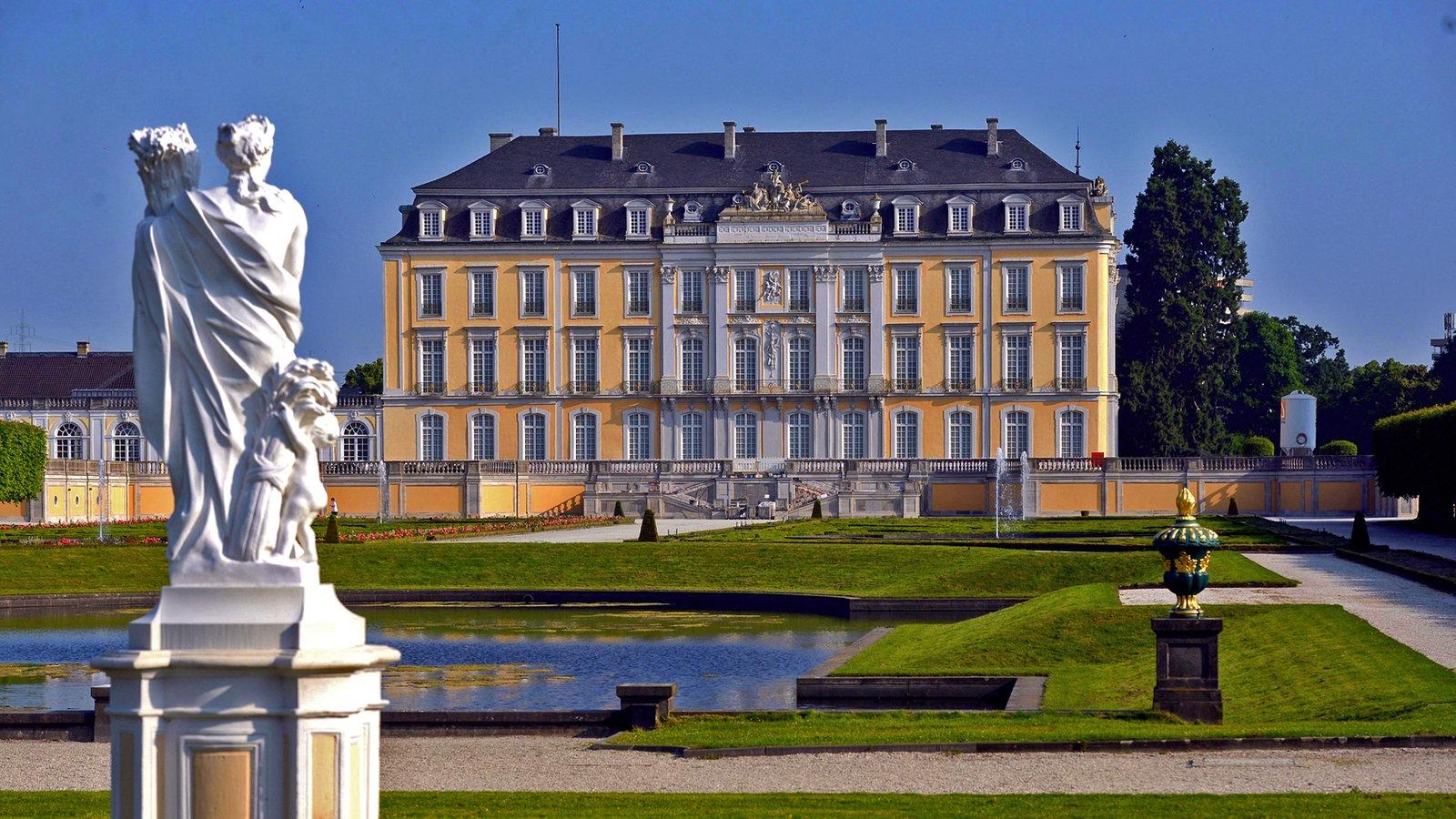 Schloss Augustusburg Klner Bucht Unser Westen