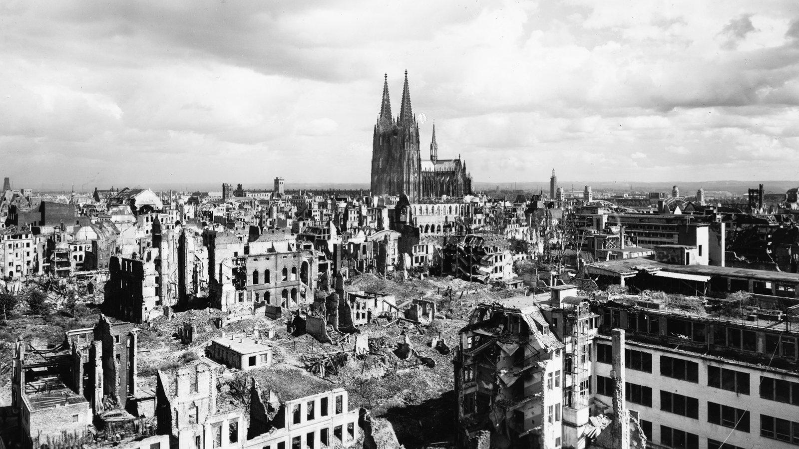 2 Weltkrieg Köln