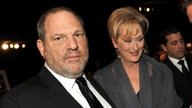 Harvey Weinstein mit Meryl Streep