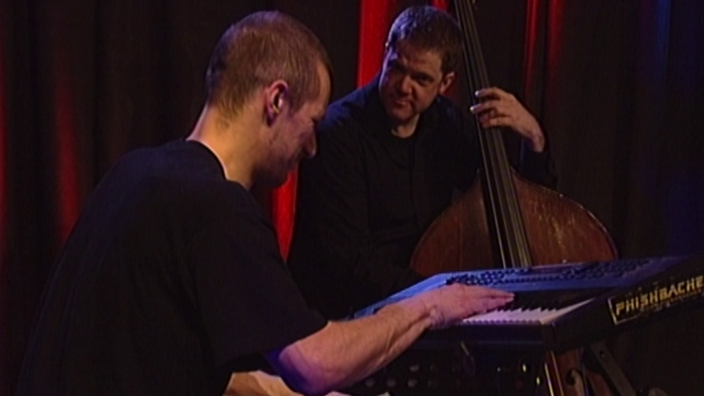 Das Phishbacher Trio beim At The Club 2005
