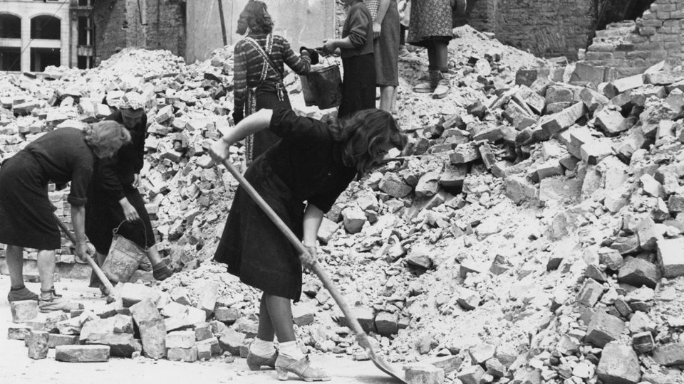 Frauen Nach Dem 2 Weltkrieg