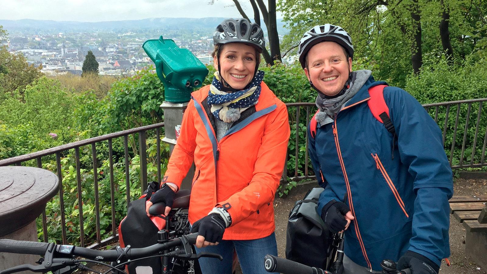 Von Aachen nach Trier - mit dem Rad durch drei Länder - WDR Nachrichten