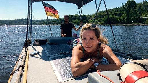 Trethausboot